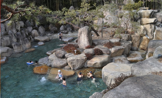 The Charms of Changnyeong County: Bugok Hot Springs