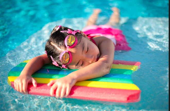 Public Outdoor Swimming Pools Opened for the Summer