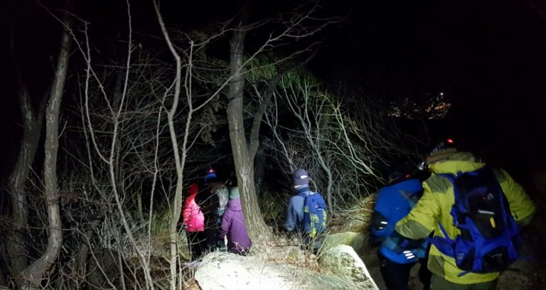Outdoors: Night-Hiking Heals Everything