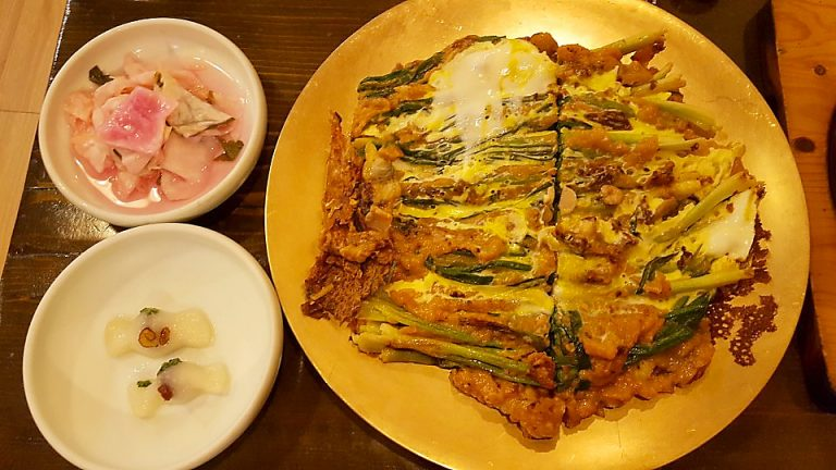 Eat Like a Local: Four Generations of Traditional Cuisine – Dongnae Halmae Pajeon