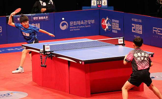 Hana Bank 2020 Busan World Table Tennis Championships to Be Postponed Until 2021